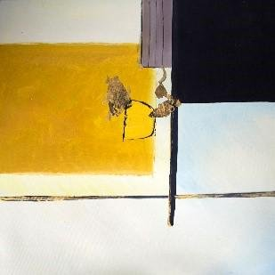 OIL PAINTING - ABSTRACT - TORONTO ARTIST