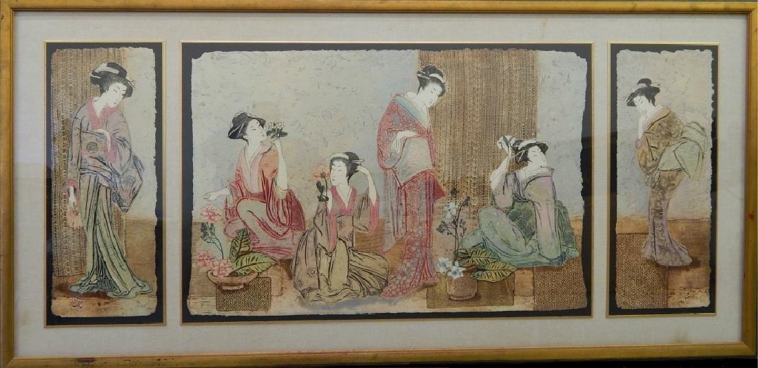 MIKULAS KRAVJANSKY JAPANESE TRIPTYCH