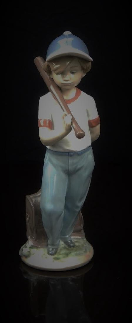 "LLADRO # 7610 ""CAN I PLAY"" FIGURE"
