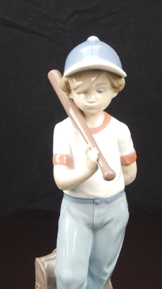 "LLADRO # 7610 ""CAN I PLAY"" FIGURE - 4"