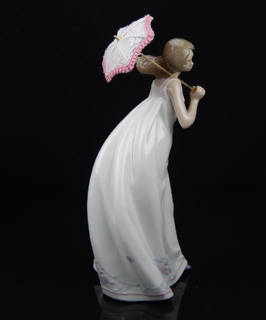"LLADRO # 7636 ""AFTERNOON PROMENADE"" FIGURE - 4"