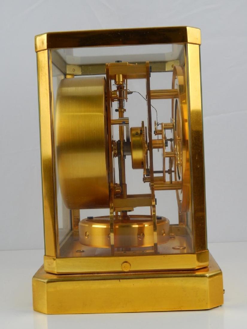 JAEGER LeCOULTRE  ATMOS MANTLE CLOCK - 2