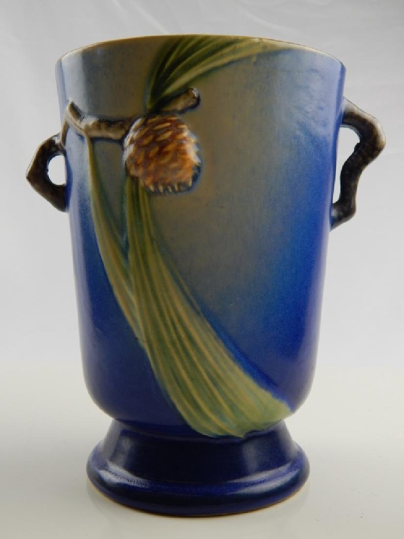 ROSEVILLE PINECONE POTTERY GROUP - 2