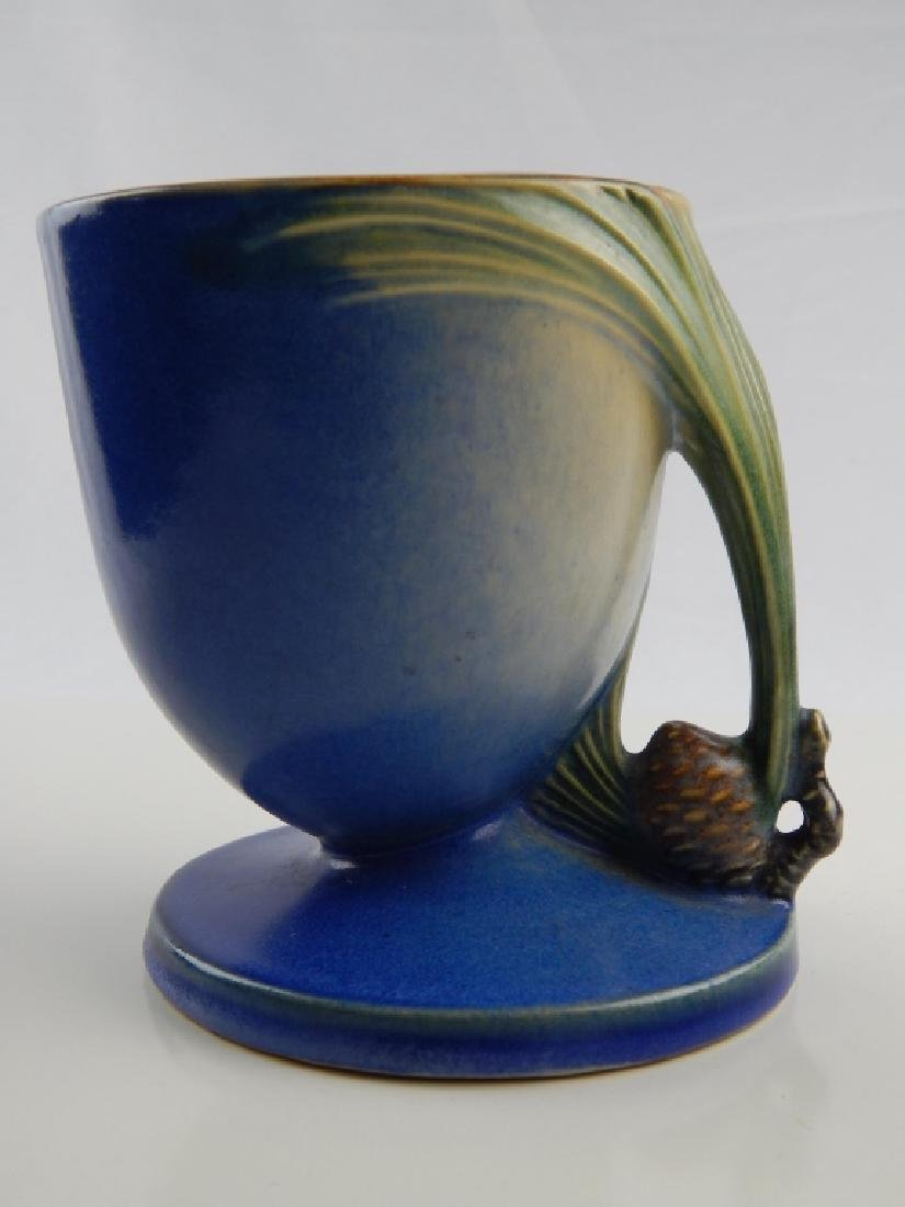 ROSEVILLE PINECONE POTTERY GROUP - 3