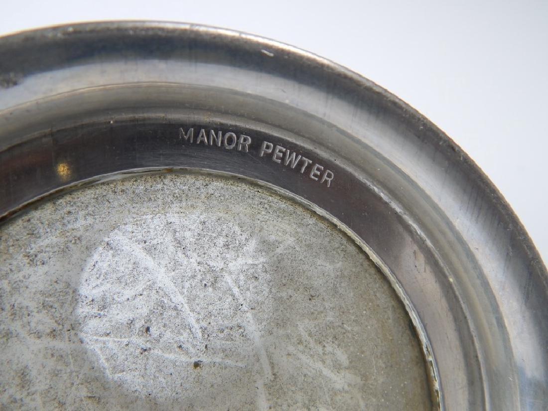 DEAN JONES GIFT TO JANE FONDA MANOR PEWTER MUG - 6