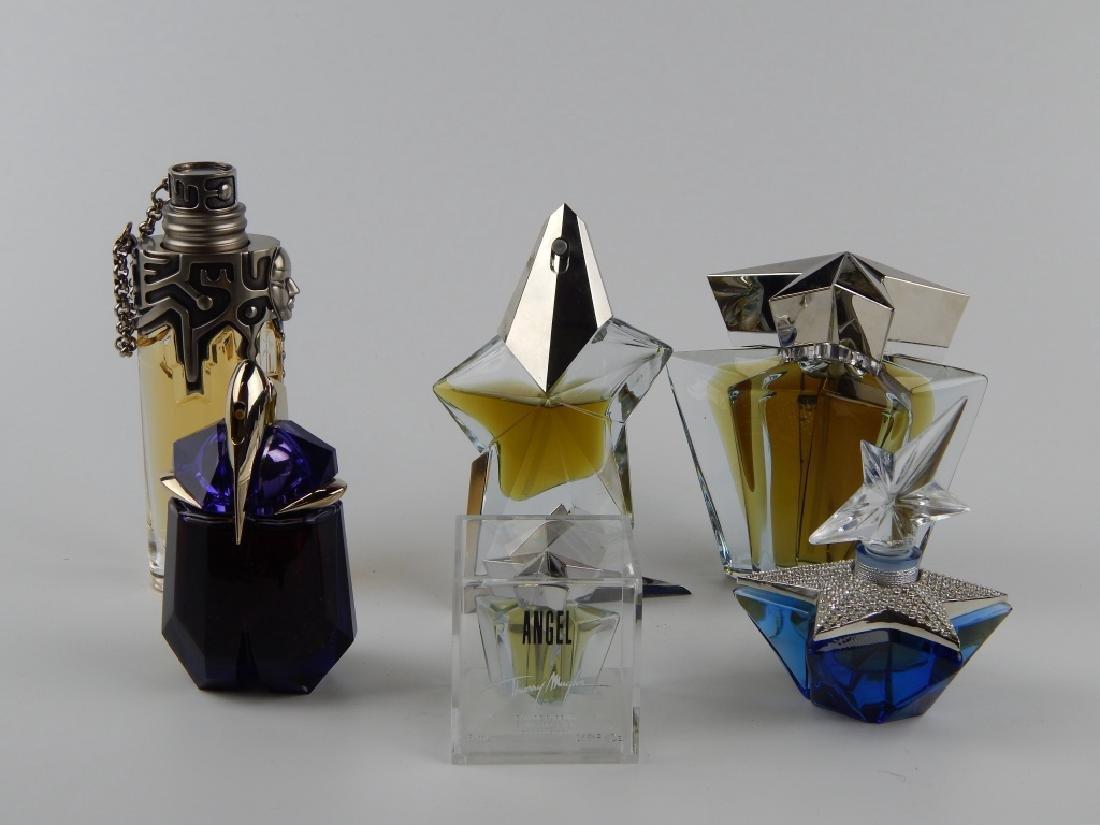 6 DESIGNER THIERRY MUGLER PERFUME SCENTS - 2