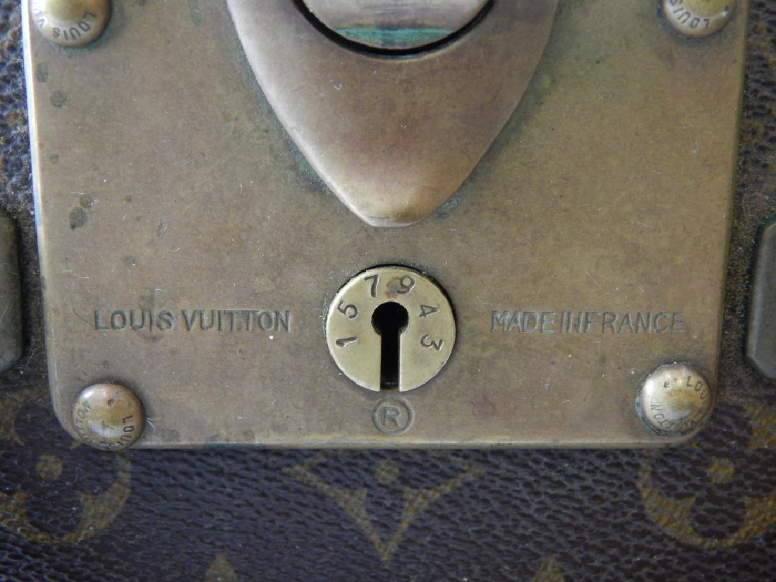 VINTAGE LOUIS VUITTON MONOGRAM HARDSHELL SUITCASE - 3