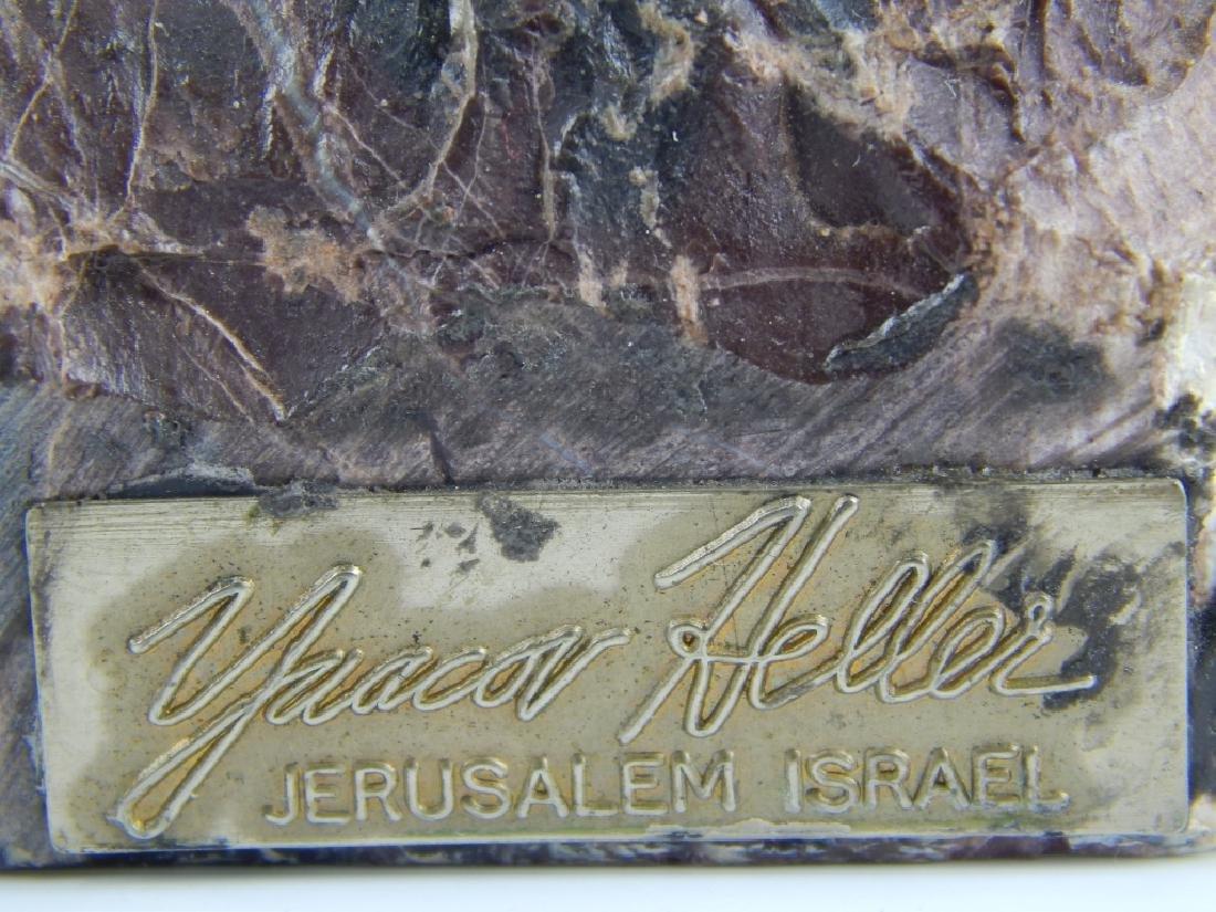 YAACOV HELLER ISRAELI STERLING DAVID & GOLIATH - 8