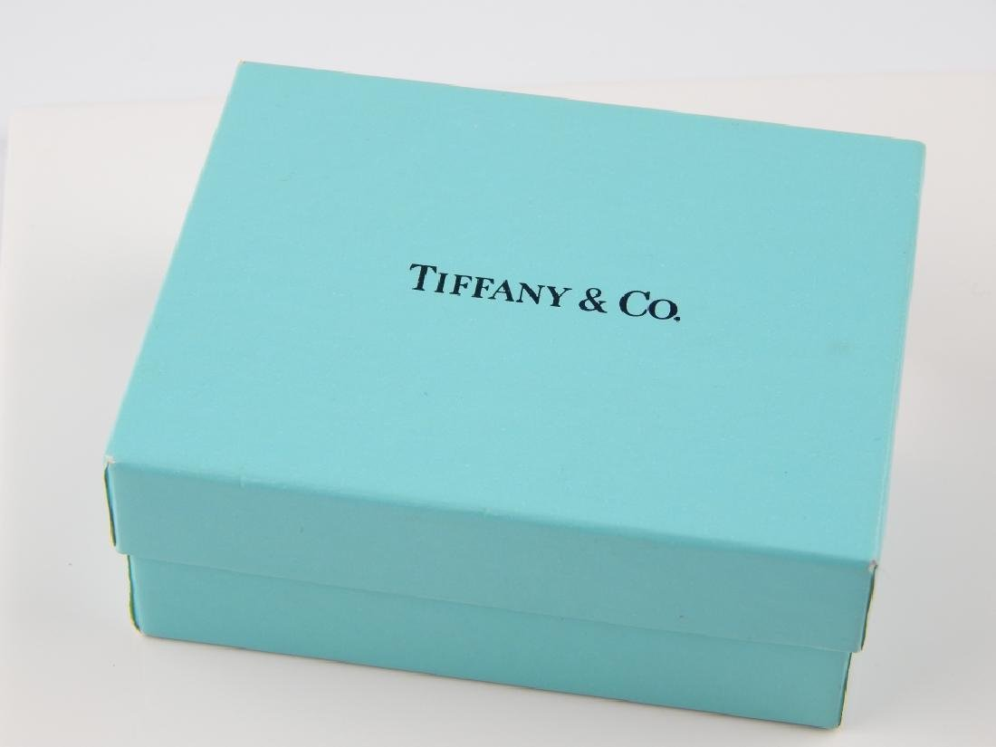 TIFFANY & CO STERLING SILVER SHELL BOOKMARK w BOX - 5