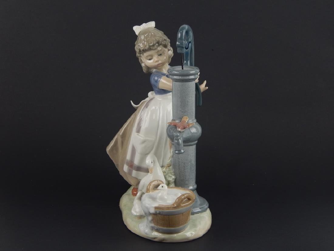 "LLADRO #5285 ""ON THE FARM"" FIGURE - 2"