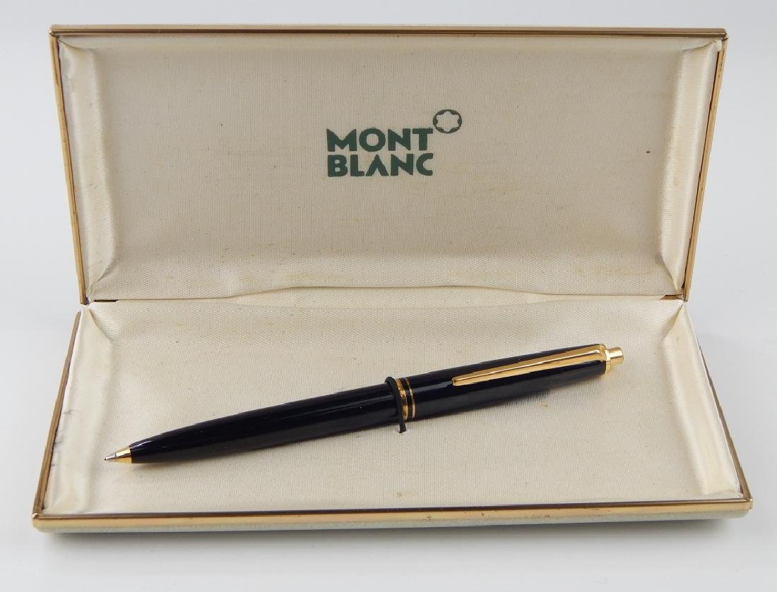 VINTAGE MONTBLANC MECHANICAL PENCIL w BOX