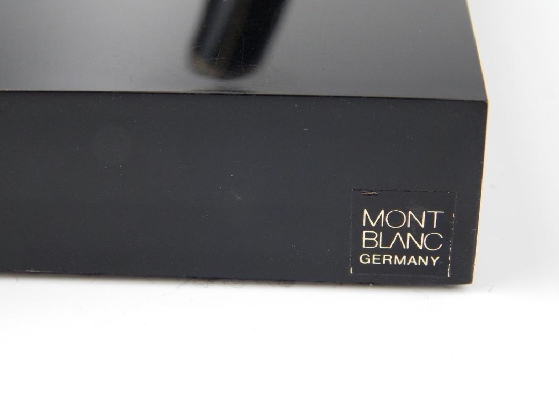 MONTBLANC MEISTERSTUCK No 149 w DESK HOLDER - 5