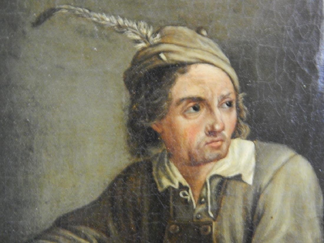 ADRIAAN DE LELIE (DUTCH, 1755-1820) OIL ON CANVAS - 3