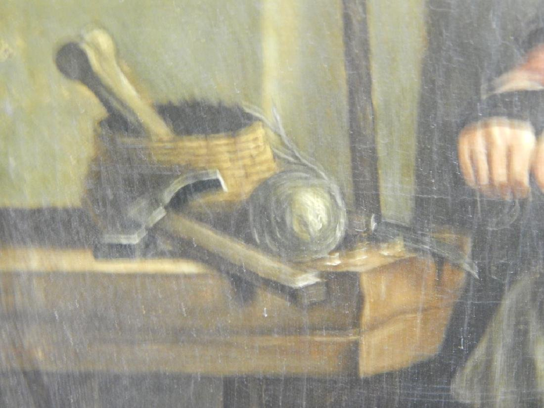 ADRIAAN DE LELIE (DUTCH, 1755-1820) OIL ON CANVAS - 4