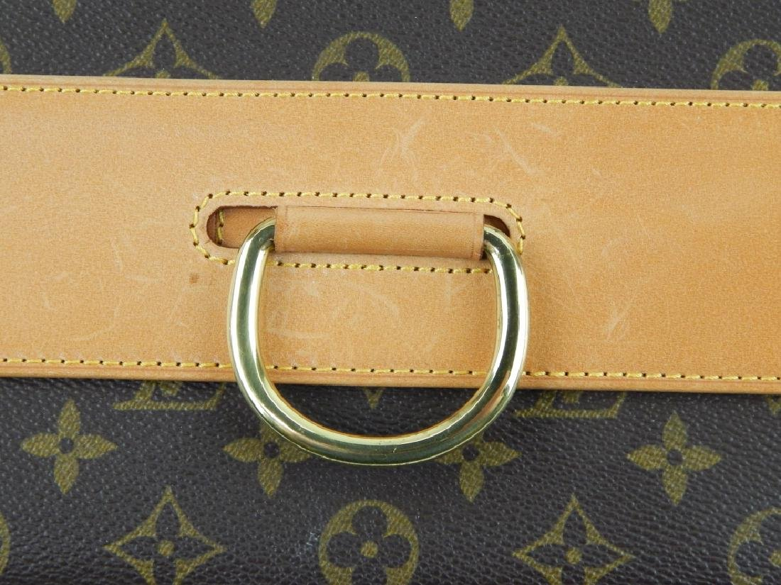 LOUIS VUITTON MONOGRAM LEATHER DOCUMENT HOLDER - 2