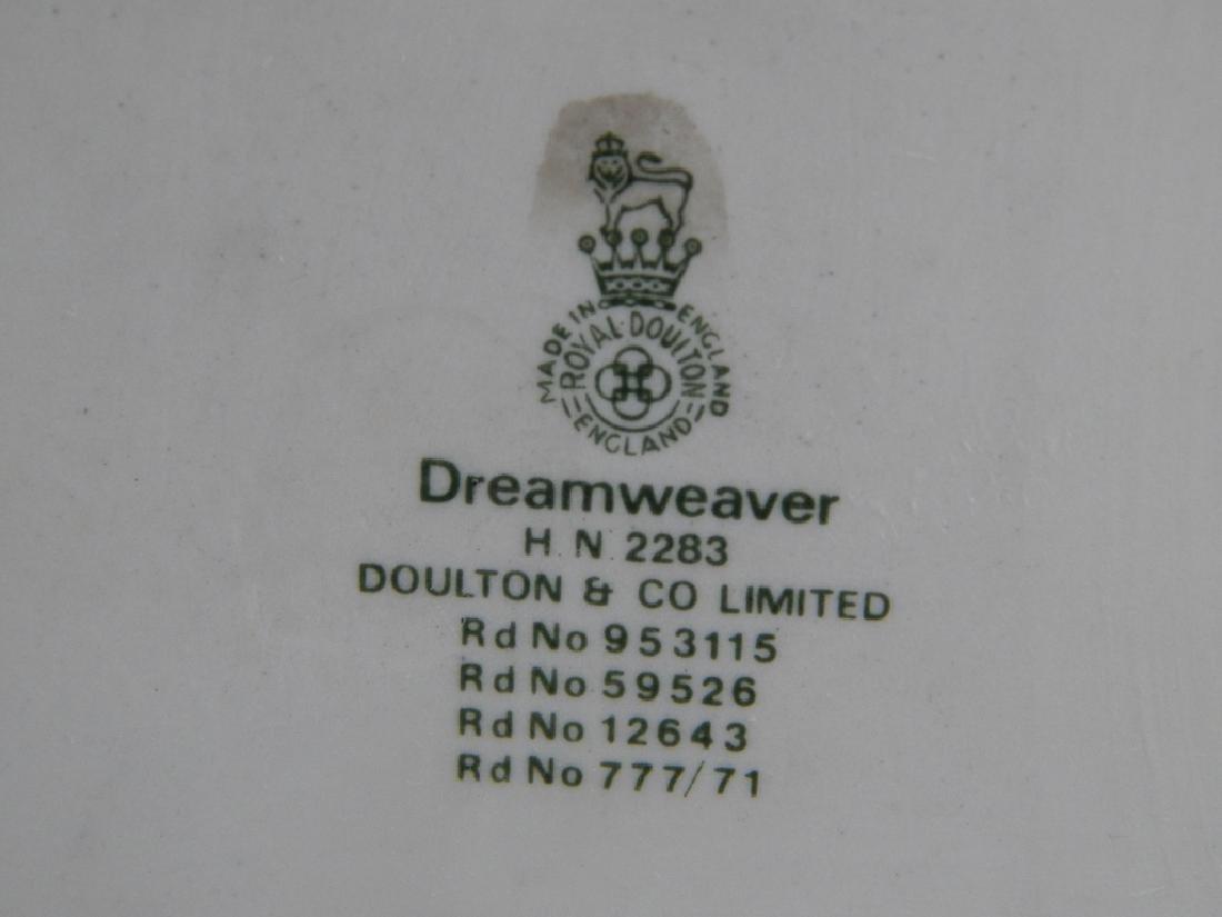 2 ROYAL DOULTON FIGURES PAST GLORY DREAMWEAVER - 3