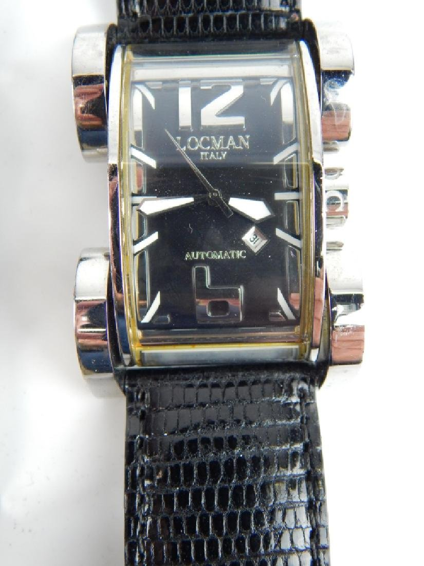 HIS & HERS LOCMAN LATIN LOVER AUTOMATIC WATCHES - 3