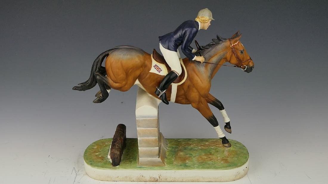 """ROYAL WORCESTER """"STOLLER & MARION COAKES"""" FIGURE - 7"""