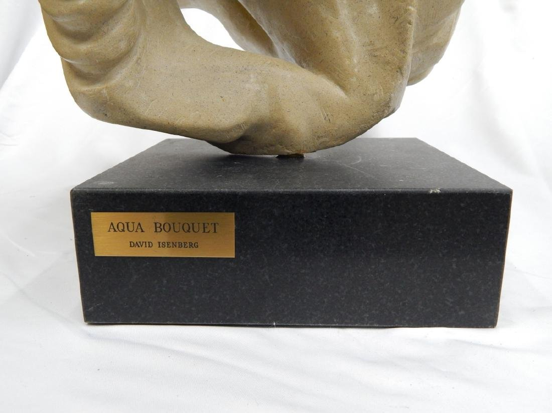 DAVID INSENBERG CONTEMPORARY MARBLE SCULPTURE - 4