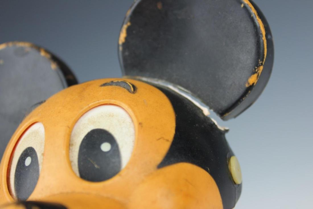 """VINTAGE PULL STING """"MICKEY MOUSE"""" TOY - 2"""