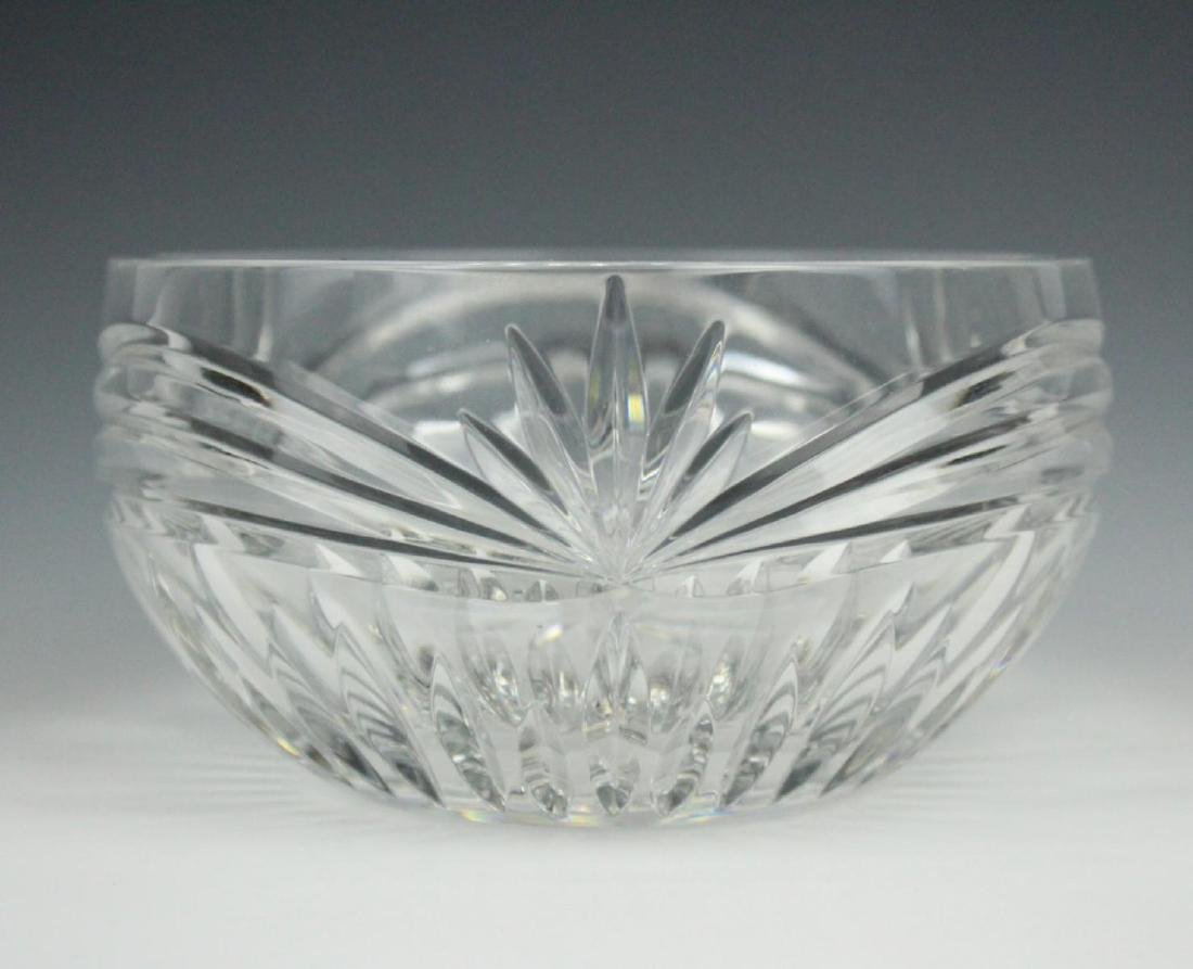 WATERFORD CRYSTAL  SIGNED SMALL BOWL