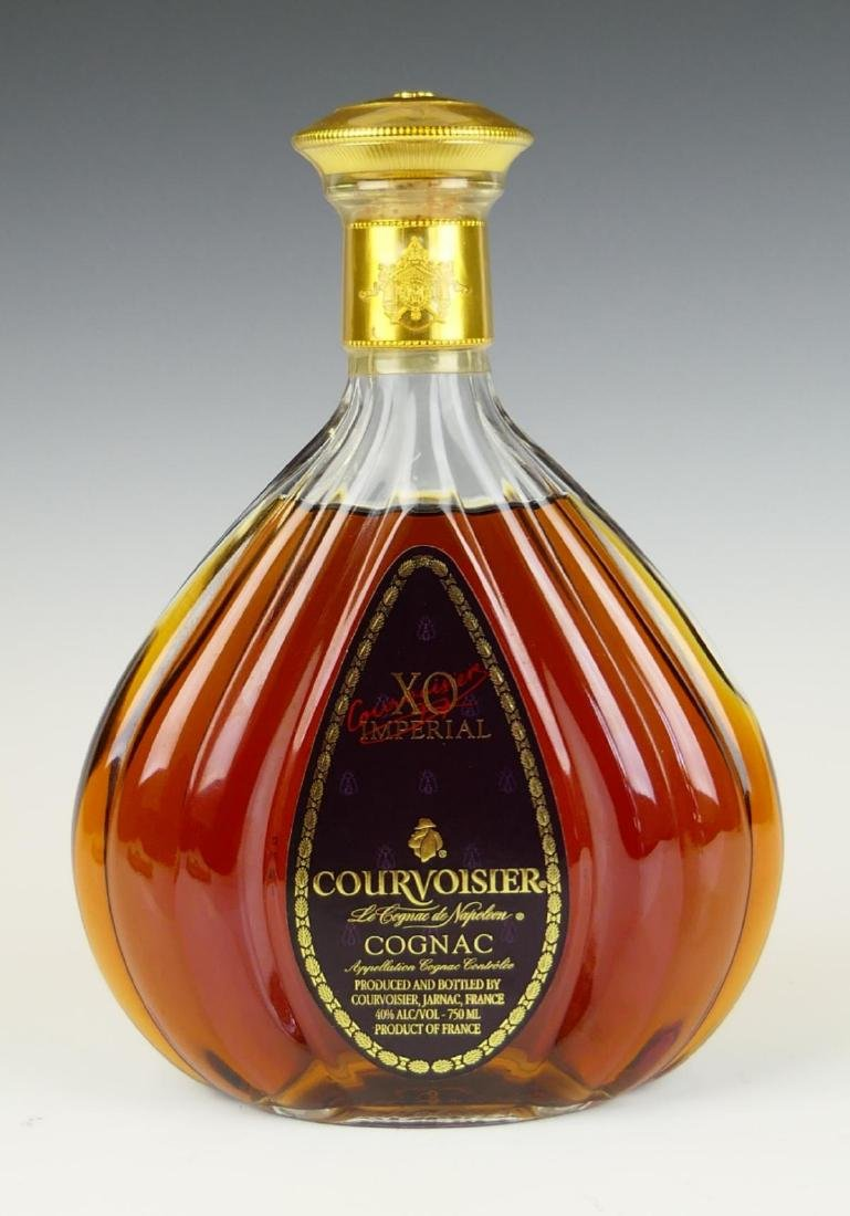 XO IMPERIAL COURVOISIER COGNAC NEW UNOPENED