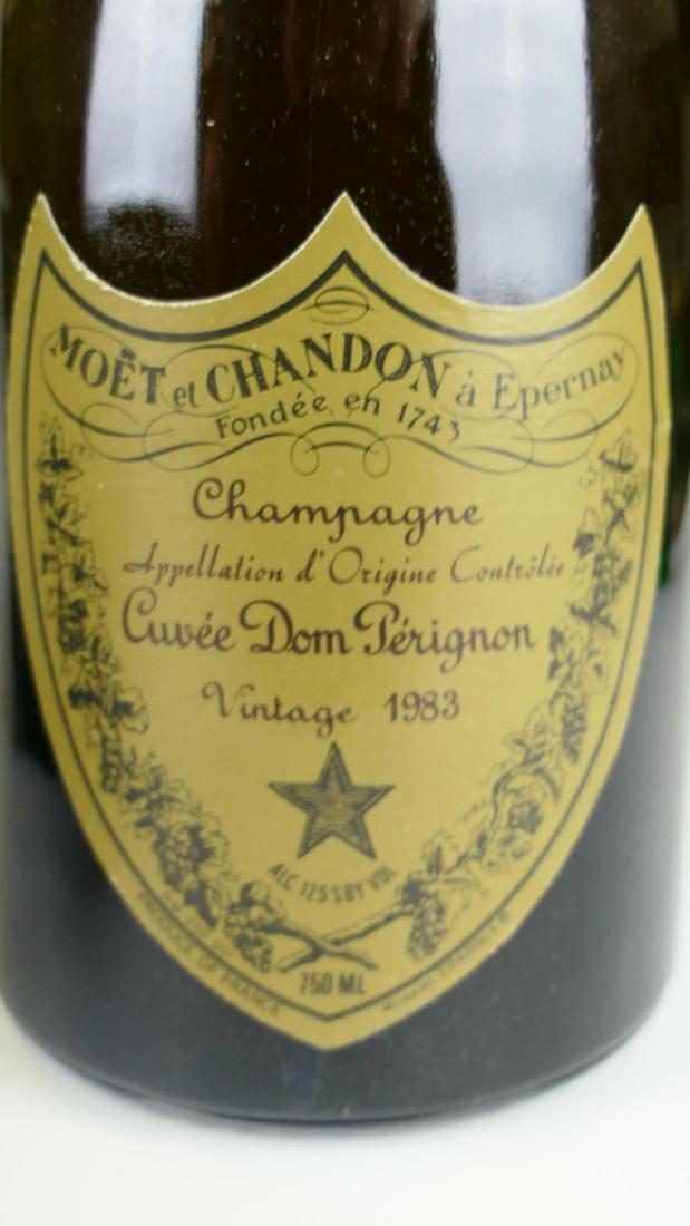 1983 MOET ET CHANDON DOM PERIGNON w BOX - 3