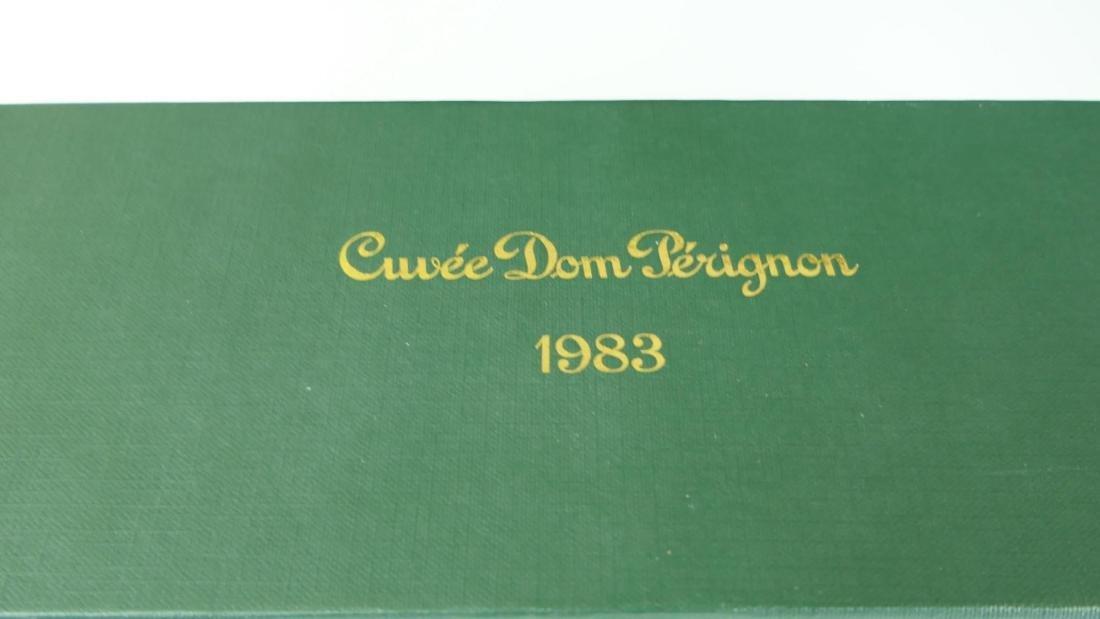 1983 MOET ET CHANDON DOM PERIGNON w BOX - 5