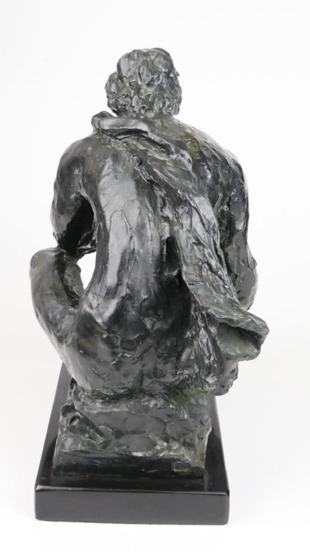 """PIERRE-AUGUSTE RENOIR (FRENCH 1841-1919) """"LE FEU"""" - 8"""