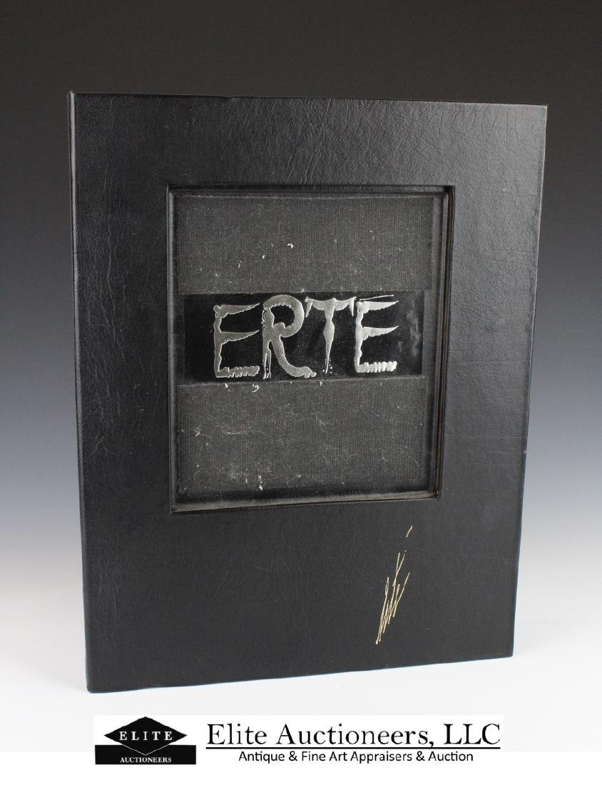 ERTE AT NINETY-FIVE THE COMPLETE NEW GRAPHICS BOOK