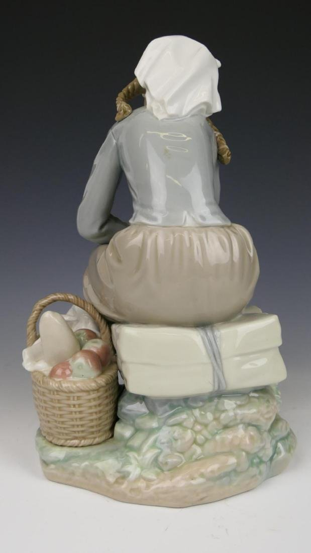 "LLADRO ""GIRL WITH DOLL"" PORCELAIN FIGURE 1211 - 3"