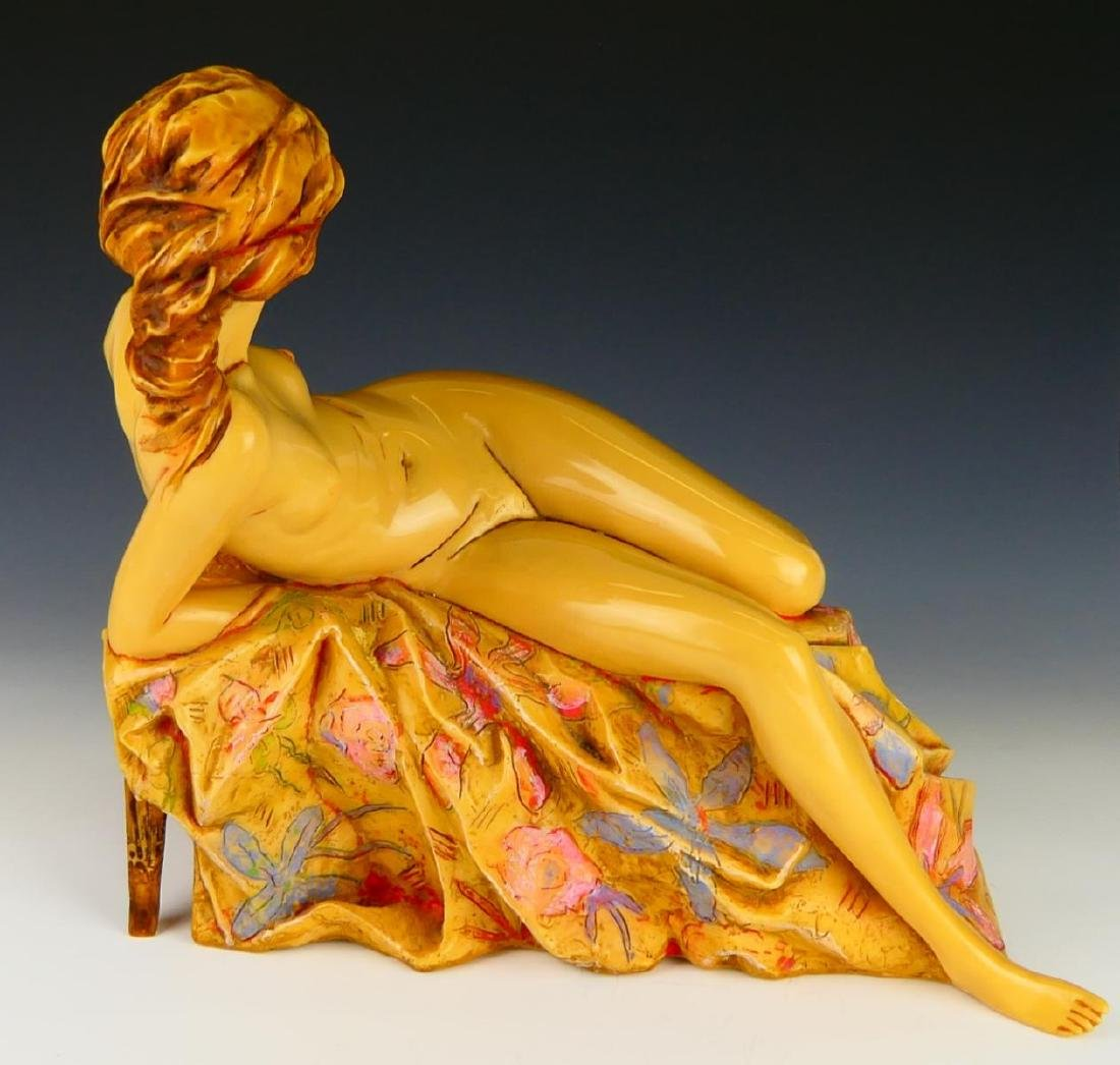 FRANK GALLO (AMERICAN, B.1933)  RESIN SCULPTURE - 5