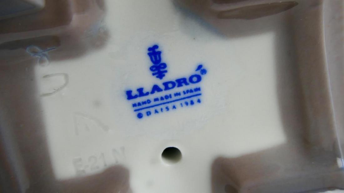 2 LLADRO PORCELAIN FIGURINES KIYOKO,YUKI - 5