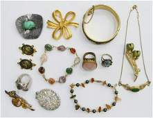 LARGE LOVELY LOT OF COSTUME JEWELRY