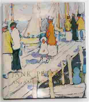 JANE PETTERSON AMERICAN ARTIST1ST EDITION JOSEPH