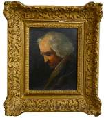 JEAN-BAPTISTE-CAMILLE COROT (FRENCH 1796-1875) OIL