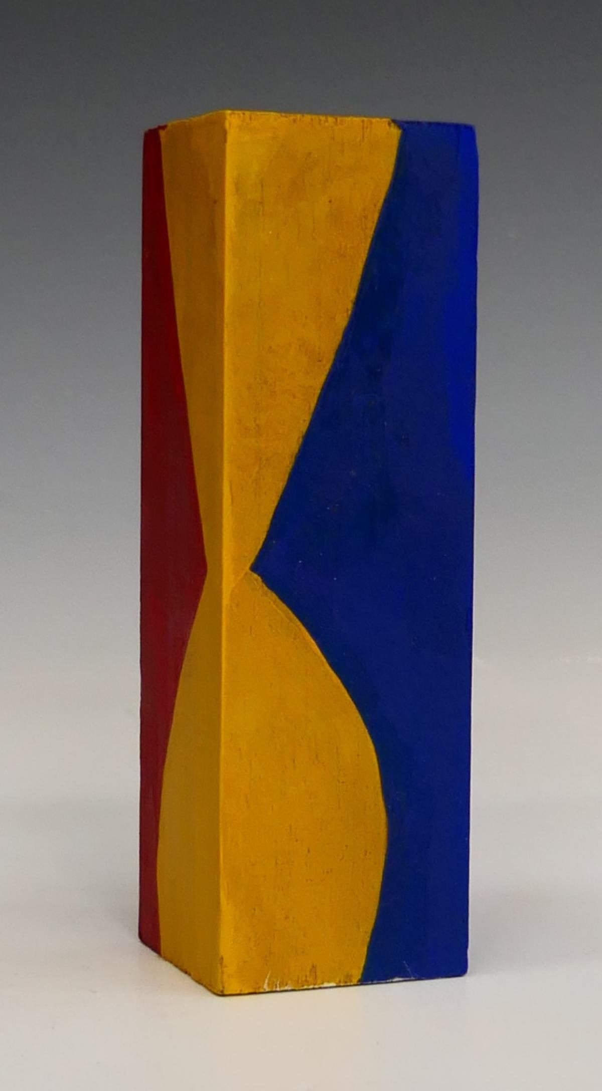 LEON POLK SMITH (1909-1996) WOOD SCULPTURE