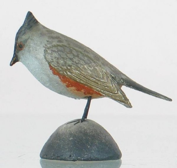 6: Crowell Miniature Tit Mouse