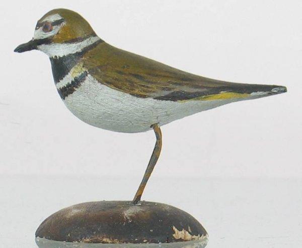 10: Crowell Miniature Kildeer Plover