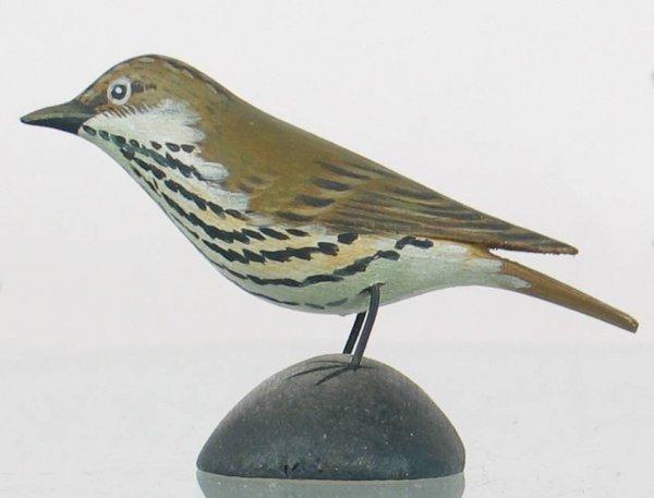13: Crowell Miniature Oven Bird