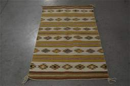 NATIVE AMERICAN INDIAN RUG OR BLANKET