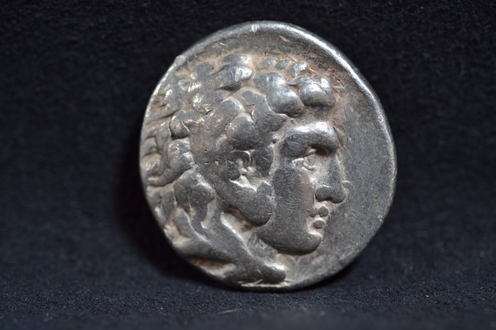320 B.C ALEXANDER THE GREAT COIN - 2