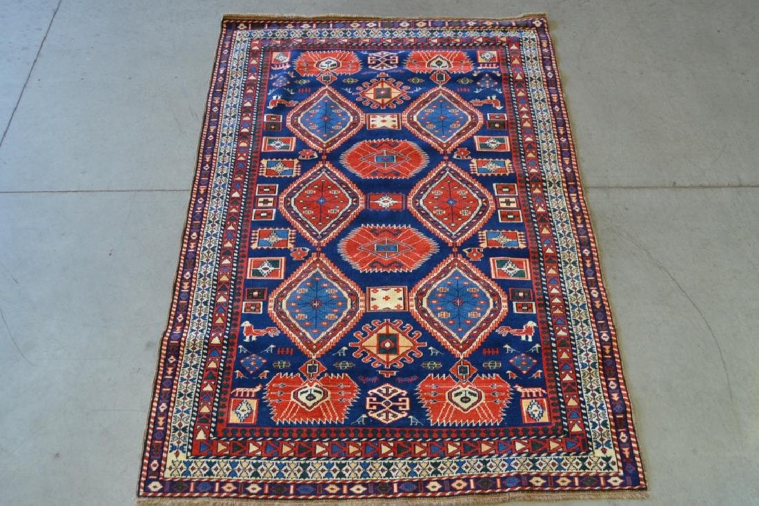 HANDMADE NORTH WEST PERSIAN RUG