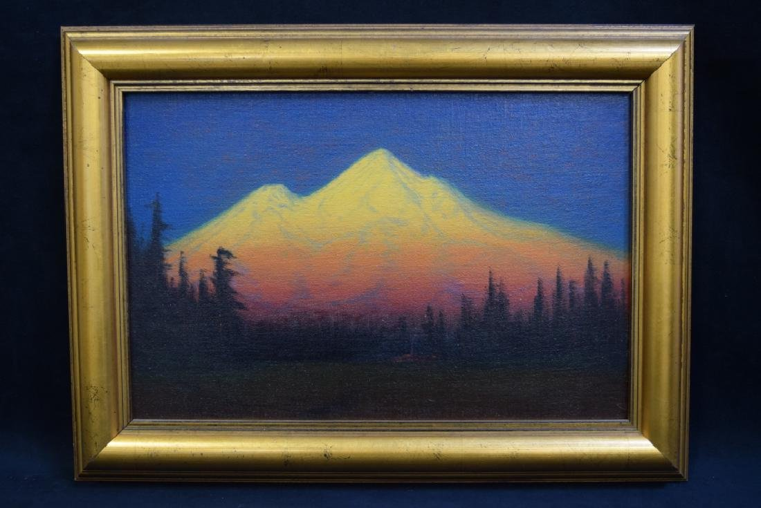 JAMES EVERETT STUART O/B MT. SHASTA