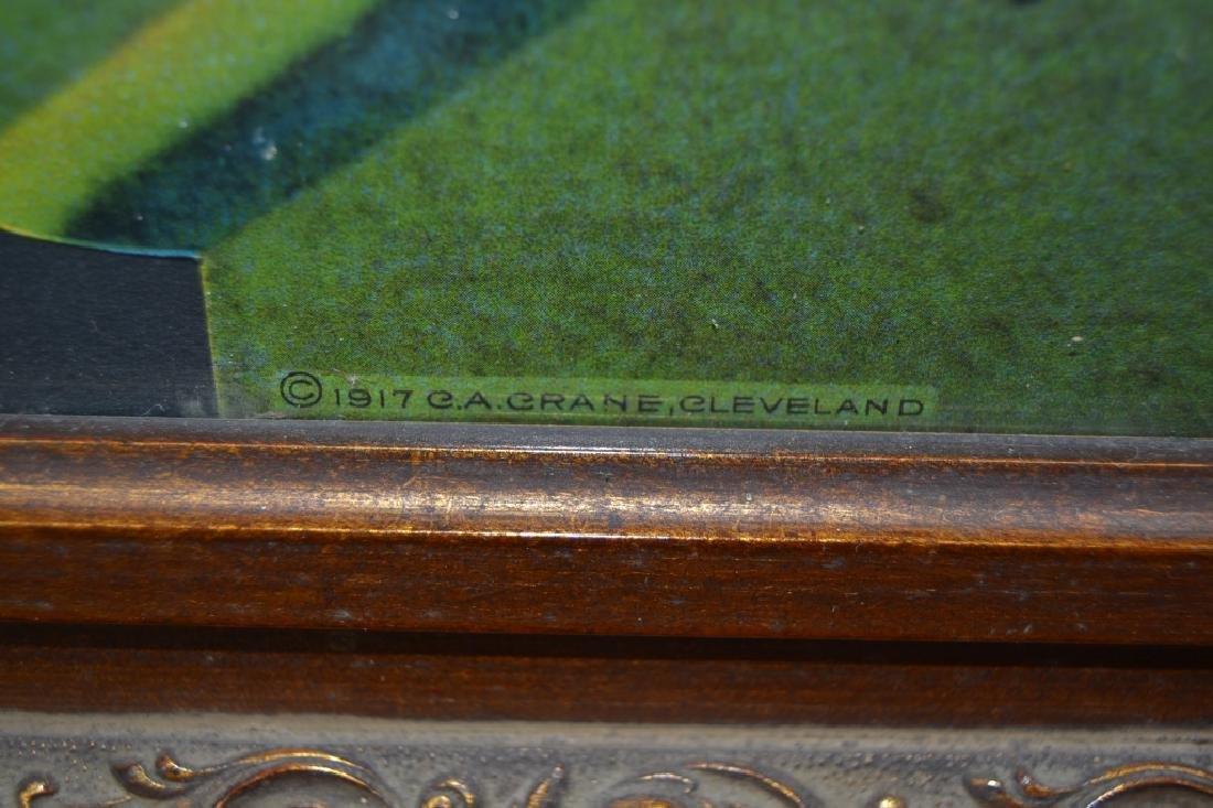 """1917 MAXFIELD PARRISH """"CLEOPATRA"""" PRINT - 2"""