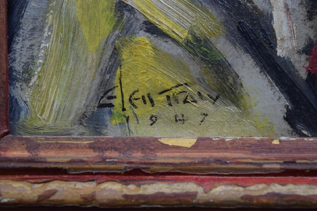 GLEN TRACY O/B CIRCUS SCENE DATED 1947 - 2