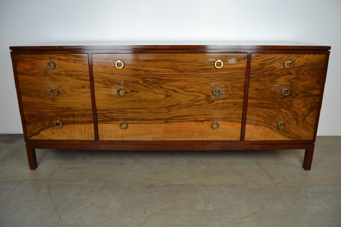 EDWARD WORMLEY FOR DUNBAR 9 DRAWER CABINET