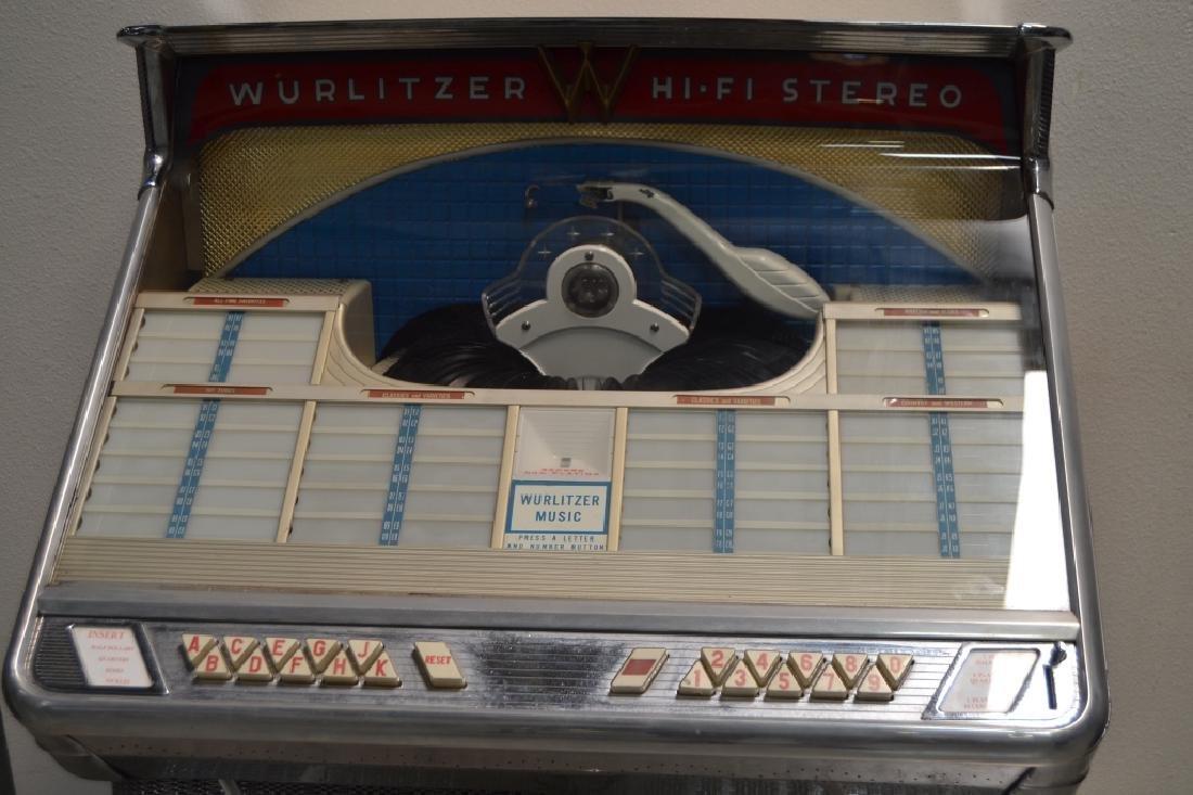 WURLITZER MODEL 2410 MULTISELECTOR JUKEBOX - 2