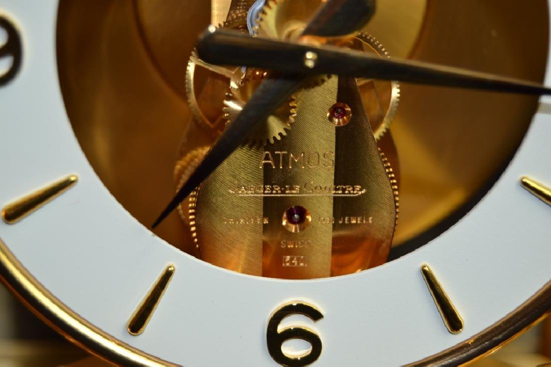 JAEGER LE COULTRE ATMOS PERPETUAL MOTION CLOCK - 3