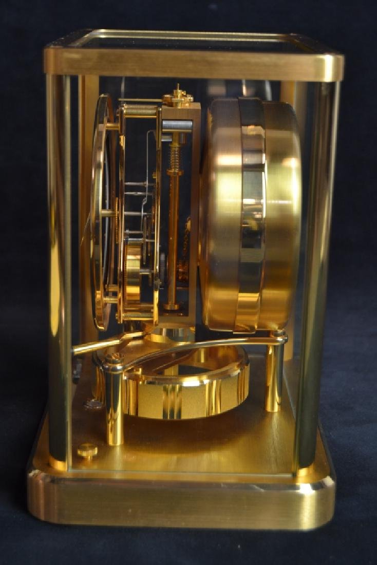 JAEGER LE COULTRE ATMOS PERPETUAL MOTION CLOCK - 4